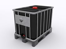 Ibc container Stock Images