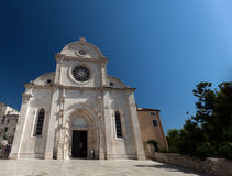 Šibenik Cathedral Stock Image