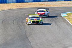 Iber GT Championship 2011 Stock Photo