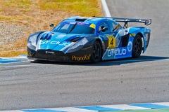 Iber GT Championship 2011 Stock Photography