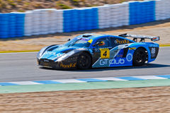 Iber GT Championship 2011 Stock Photography
