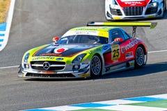 Iber GT Championship 2011 Stock Photos