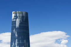 Iberdrola Tower, Bilbao, Bizkaia, Basque Country, Spain Royalty Free Stock Image