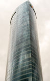 Iberdrola tower in Bilbao Royalty Free Stock Photos