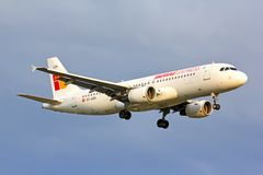 Iberia Express Airbus A320 Stock Photos