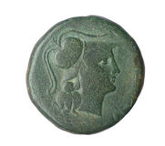 Iberian até à data do século II B de Ampurias C Fotos de Stock Royalty Free