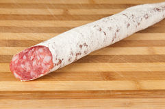 Iberian chorizo Royalty Free Stock Photo