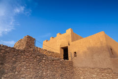 Iberian Citadel of Calafell. Ancient fortress in Catalonia Royalty Free Stock Photography