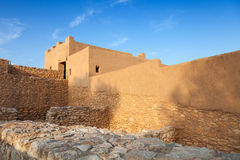 Iberian Citadel of Calafell town, ancient fortress Stock Photo