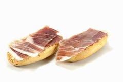 Iberian do presunto Imagens de Stock