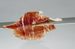 Iberian ham Stock Photos