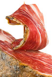 Iberian ham Royalty Free Stock Images