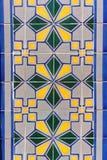 Iberian Moorish Style  Pattern Stock Photos