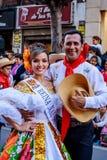 Ibero-American theater festival Bogota Colombia royalty free stock photo