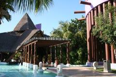 iberostar lindo Mexico paraiso Obrazy Royalty Free
