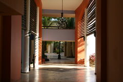 iberostar lindo Mexico paraiso Zdjęcie Royalty Free