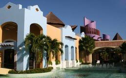 iberostar paraiso του Μεξικού lindo Στοκ Φωτογραφίες