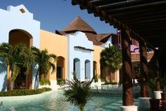 iberostar paraiso του Μεξικού lindo Στοκ Φωτογραφία