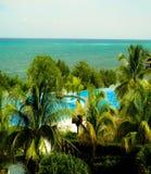 Iberostar Rose Hall Beach. Resort in Montego Bay, Jamaica Royalty Free Stock Photo