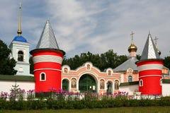 Ibetskii Alexander Nevsky Sofroniew kloster Arkivbild
