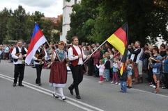 IBF 2012年Strakonice 库存图片