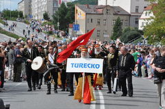 IBF 2012年Strakonice 免版税库存图片