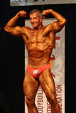 IBFF Bodybuilding world championship Royalty Free Stock Photography