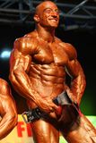 IBFF Bodybuilding world championship Royalty Free Stock Image