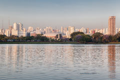 Ibirapuera Park Stock Images