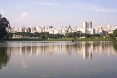 Ibirapuera park Zdjęcie Royalty Free