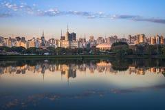 Ibirapuera Park lizenzfreie stockfotografie