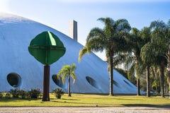 Ibirapuera park Obrazy Royalty Free