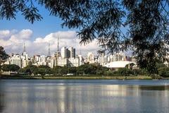 Ibirapuera park Zdjęcia Royalty Free