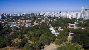 Ibirapuera Park, Sao-Paulo Lizenzfreie Stockfotos