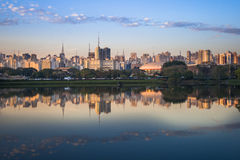Ibirapuera Park Royalty Free Stock Photography