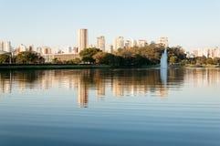 Ibirapuera Park - Sao Paulo Stock Photos