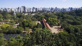 Ibirapuera-` s Park Lizenzfreie Stockfotografie