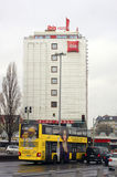 Ibis Berlin Messe dell'hotel Immagine Stock