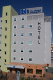 IBIS-Budget-Hotel Stockfoto