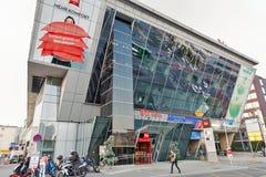 Ibis Hotel close to Graz Hauptbahnhof railway station in Austria. Stock Image