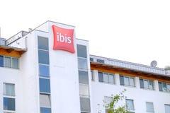 Ibis Hotel Garching Stock Images