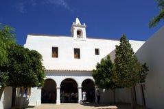 Ibiza - Îles Baléares - l'Espagne Images libres de droits
