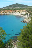 Ibiza (Ισπανία) Στοκ Εικόνες