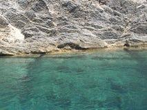 Ibiza, νησί Tagomago Στοκ Φωτογραφίες