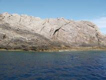 Ibiza, νησί Tagomago Στοκ εικόνες με δικαίωμα ελεύθερης χρήσης