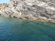Ibiza, νησί Tagomago Στοκ φωτογραφία με δικαίωμα ελεύθερης χρήσης