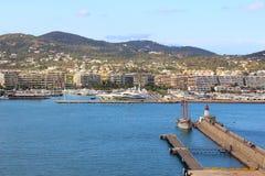 Ibiza ландшафта стоковое изображение rf