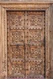 Ibiza, дверь стоковое изображение