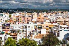 Ibiza, Испания стоковое изображение rf