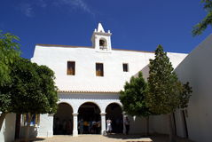 Ibiza -巴利阿里群岛-西班牙 免版税库存图片